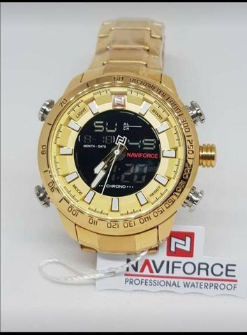 7735619879d Relógio De Luxo Masculino Original - Bijouterias