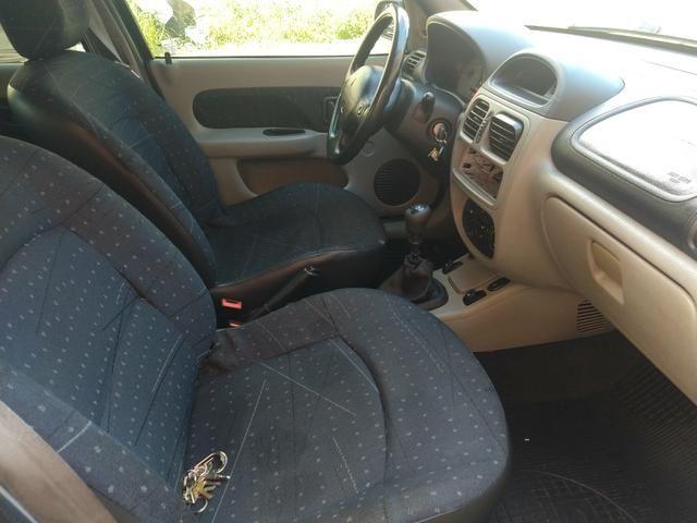 Clio sedan 1.6 2006 Completo - Foto 5