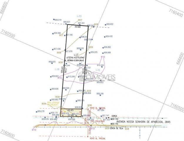 Terreno à venda, 1252 m² por R$ 275.569,00 - Estados - Fazenda Rio Grande/PR - Foto 15