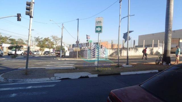Terreno comercial para locação, Vila Real, Hortolândia - TE0078. - Foto 7