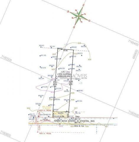 Terreno à venda, 1281 m² por R$ 281.890,00 - Estados - Fazenda Rio Grande/PR - Foto 13