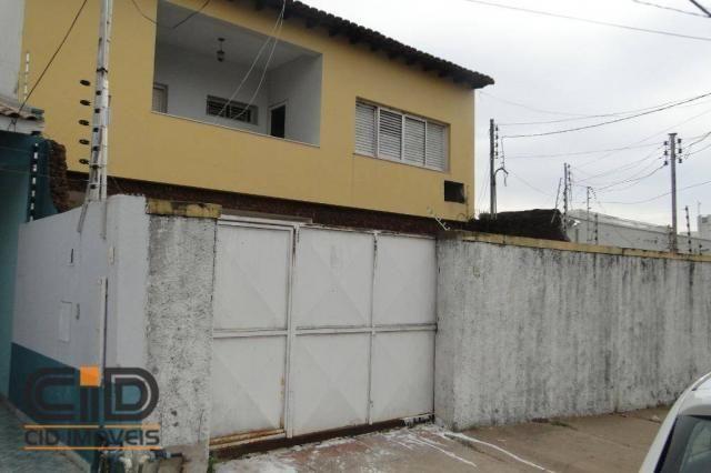 Sobrado à venda, 232 m² por r$ 650.000,00 - centro norte - cuiabá/mt