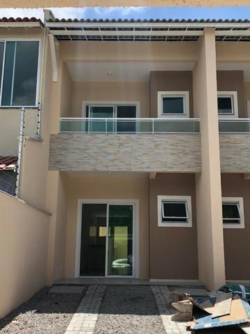 Duplex na Maraponga, 3 Quartos, 2 Suítes com documentação grátis a partir de 280.000,00