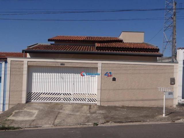 Casa à venda, 182 m² por r$ 368.000,00 - jardim são pedro - hortolândia/sp
