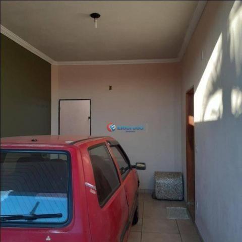 Casa com 3 dormitórios à venda, 73 m² por r$ 425.000,00 - jardim interlagos - hortolândia/ - Foto 3