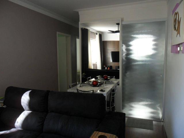 Apartamento residencial à venda, parque bandeirantes i (nova veneza), sumaré - ap3060. - Foto 13