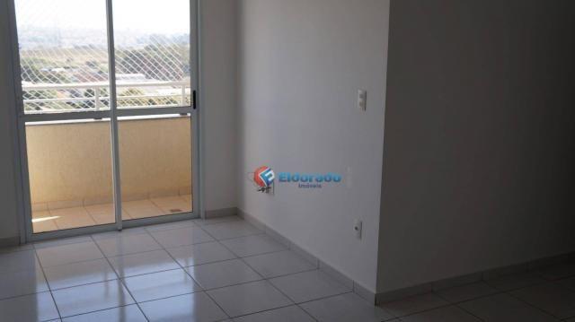 Apartamento com 2 dormitórios para alugar, 58 m² por r$ 1.100/mês - jardim marajoara - nov