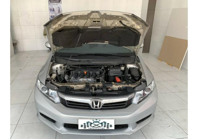Honda Civic LXL 1.8 Aut - 2012 - Foto 15