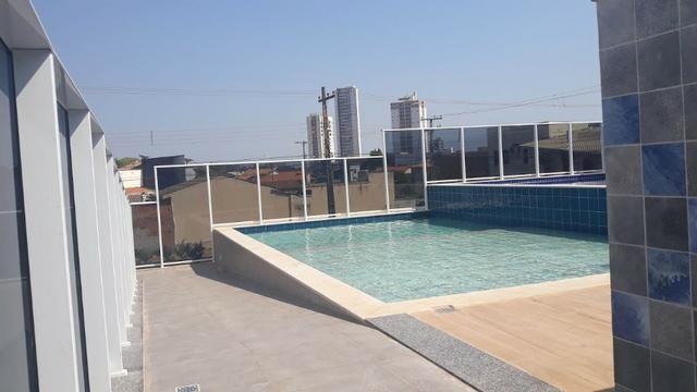 Apartamento com 2/4 Sendo Uma Suíte Localizado na 305 Sul Residencial Serra do Carmo - Foto 17