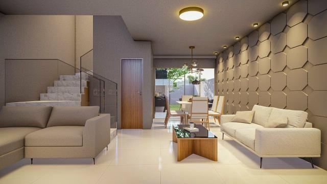 Dúplex com 3/4 sendo 3 suites e closet