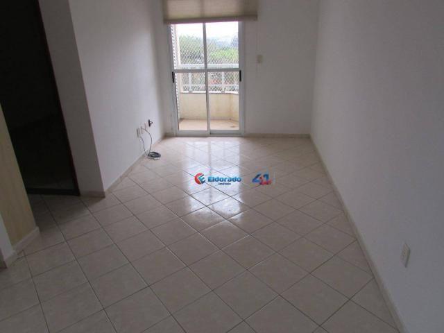 Apartamento residencial para locação, centro, nova odessa. - Foto 3