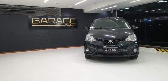 Toyota Etios XLS 1.5 Automático 2017/2018