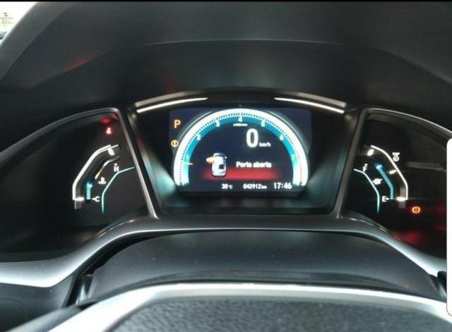 Honda Civic Touring 1.5 Turbo 2017/2017 - Foto 11
