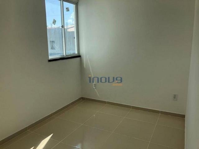 Apartamento com 2 dormitórios à venda, 54 m² por R$ 115.000,00 - Centro - Pacatuba/CE - Foto 9