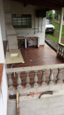 Rancho com 2 dormitórios à venda, 126 m² por R$ 175.000 - Residencial Floresta - Alfenas/M - Foto 13