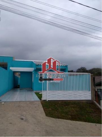 Casa à venda com 3 dormitórios em Gralha azul, Fazenda rio grande cod:CA00046 - Foto 16