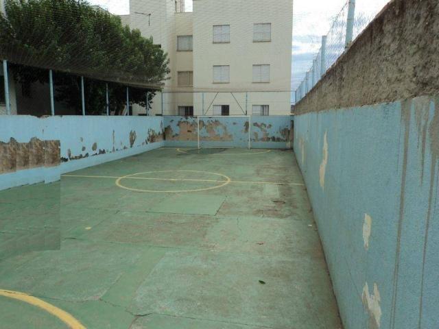 Apartamento com 2 dormitórios à venda, 50 m² por r$ 170.000,00 - parque bandeirantes i (no - Foto 6