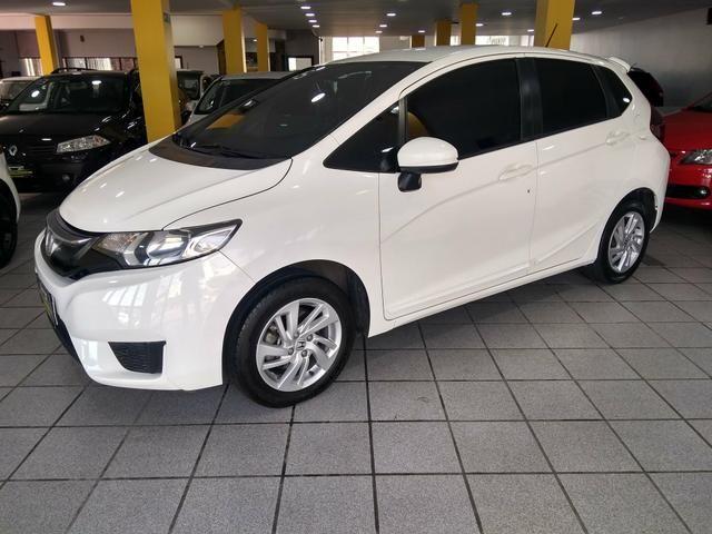 Honda fit 1.5 lx 2015 automático único dono !