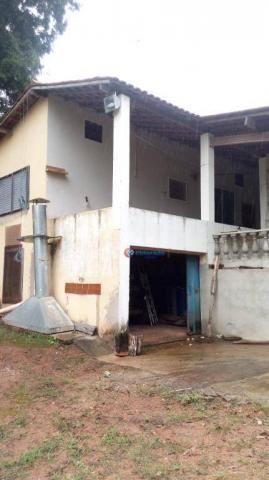 Rancho com 2 dormitórios à venda, 126 m² por R$ 175.000 - Residencial Floresta - Alfenas/M - Foto 9