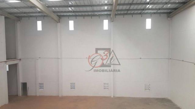 Galpão para alugar, 910 m² - centro (vargem grande paulista) - vargem grande paulista/sp - Foto 7