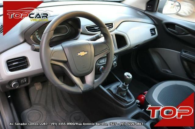 Chevrolet Onix 1.0 LT 14/15 é na Top Car! - Foto 7