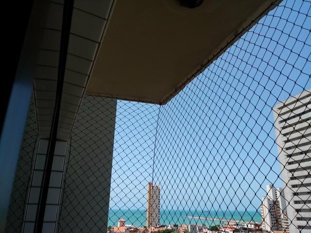 Apartamento Vista Mar!! Duas Suítes - Foto 9