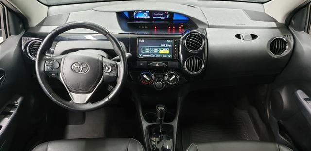 Toyota Etios XLS 1.5 Automático 2017/2018 - Foto 13