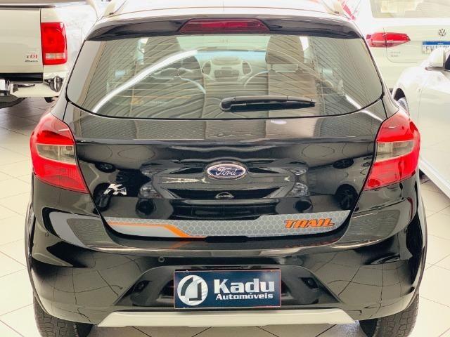 Ford/Ka 1.0 SE Trail 2018 completo único dono - Foto 2