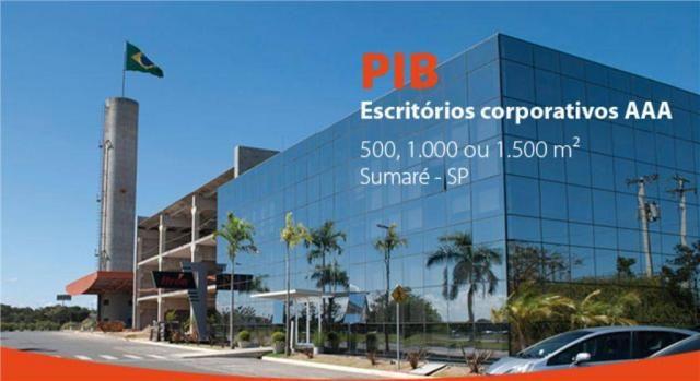 Sala corporativa para locação, Chácara Monte Alegre, Sumaré - SA0591. - Foto 2