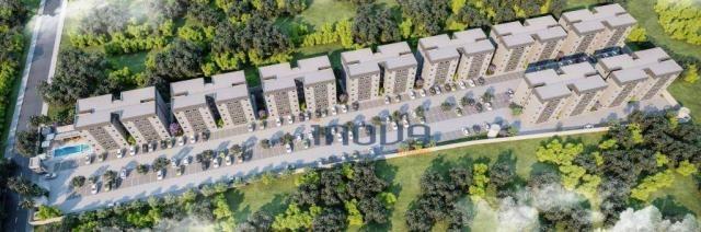 Apartamento com 2 dormitórios à venda, 44 m² por R$ 124.990,00 - Centro - Caucaia/CE - Foto 5