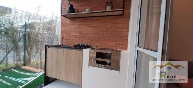 Apartamento com suíte em Hortolandia, varanda, elevador. - Foto 5