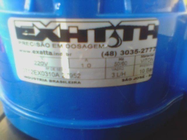 Dosador de cloro exatta - Foto 2