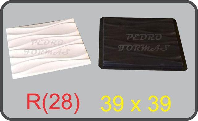 Forma de Gesso 3D - Foto 5
