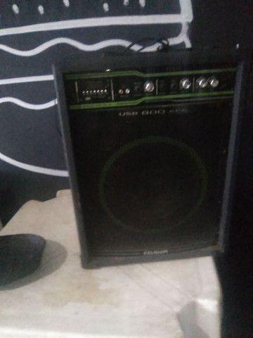 caixa de som 800w - Foto 2