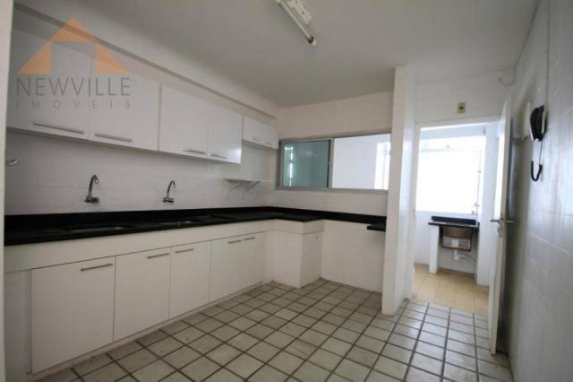 Apartamento com 3 quartos à venda, 163 m² por R$ 749.999 - Boa Viagem - Recife - Foto 18