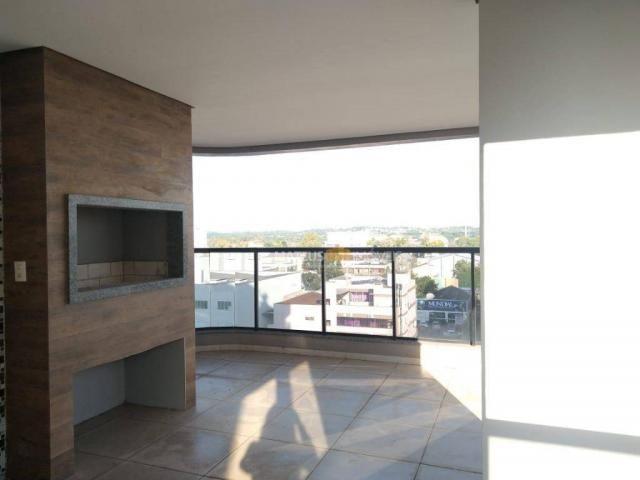 Apartamento com 3 dormitórios para alugar, 156 m² por R$ 2.600,00/mês - Centro - Lajeado/R - Foto 6
