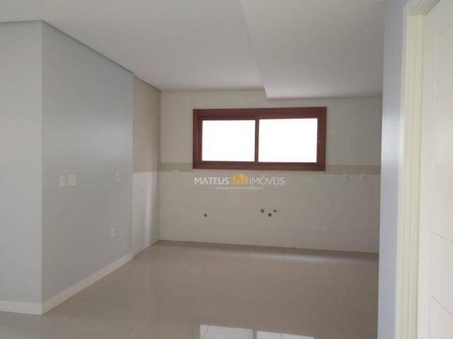Apartamento com 3 dormitórios para alugar, 156 m² por R$ 2.600,00/mês - Centro - Lajeado/R - Foto 12