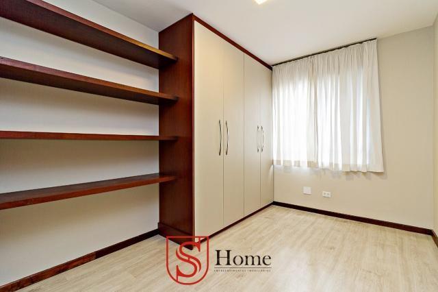 Apartamento com 4 quartos e 2 vagas para aluguel no Bigorrilho em Curitiba - PR - Foto 11