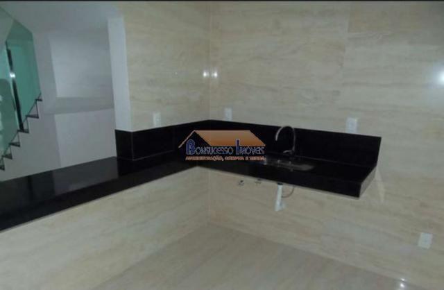 Casa à venda com 3 dormitórios em Itapoã, Belo horizonte cod:41030 - Foto 4