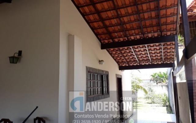 Casa duplex c/ 3 Qtos  2 suíte em ótima localização no Jd. Atlântico Itaipuaçu - Foto 4