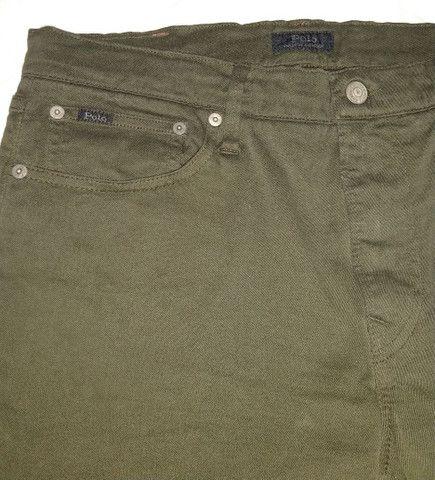 Calça tipo jeans Polo Ralph Lauren - Foto 3