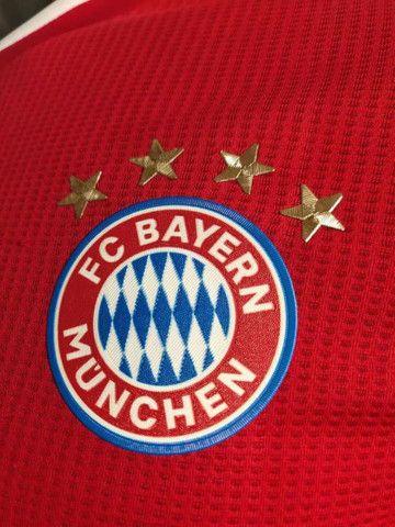 Camisa Bayer 2020 - Foto 4