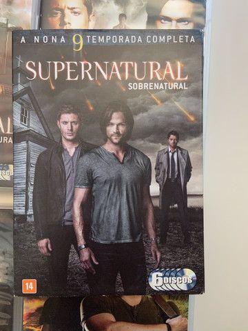 Box Supernatural 1-9 temporadas - Foto 5