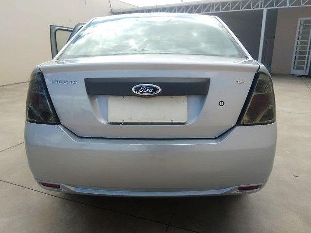 Fiesta Sedan 1.6 Completo - Foto 4