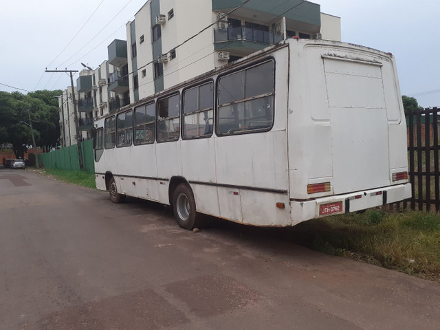 Vendo Ônibus Mercedes ano 89 - Foto 2
