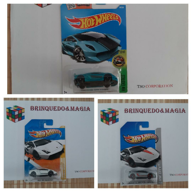 Miniaturas Hot Wheels  - Foto 3