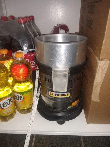 Extrator de suco espremedor industrial