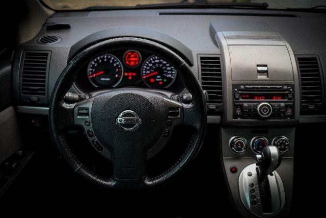 Nissan Sentra 2.0 S Flex GNV Automático em perfeito estado - Foto 9