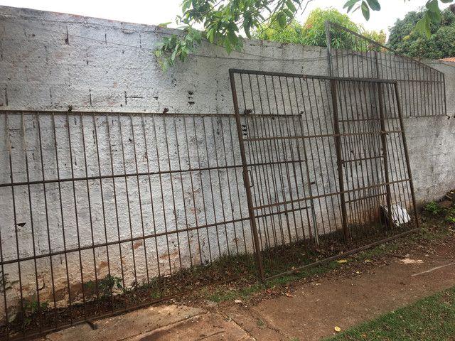 Grade com portão - Foto 3