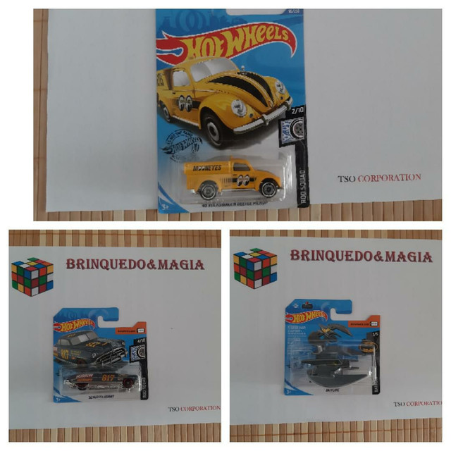 Miniaturas Hot Wheels  - Foto 6